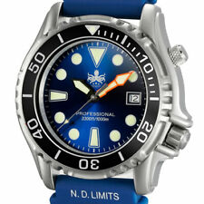 PHOIBOS 1000-Meter Dive Watch, Sapphire Crystal, Swiss Quartz Movement #PX005B