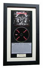 AIRBOURNE Runnin Wild CLASSIC CD ALBUM TOP QUALITY FRAMED+EXPRESS GLOBAL SHIP