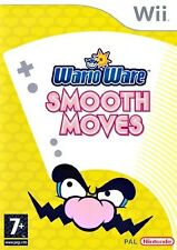 NINTENDO WII -  WARIO WARE SMOOTH MOVES