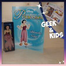 Figurine Disney - Poupée en porcelaine édition Atlas + Fascicule -  Blanche Neig