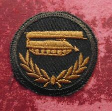 Canadian Armed Forces trade qualification Bridge Layer technician badge level 2