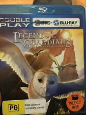 Legend Of The Guardians - The Owls Of Ga'hoole ex-rental BLU RAY (2010 movie)