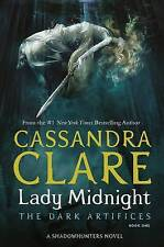 Lady Midnight (The Dark Artifices), Clare, Cassandra   Paperback Book   Acceptab