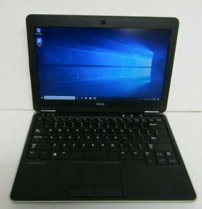 """Dell Latitude E7240 i5-4310U 2.0GHz 12GB 256GB SSD 12.5"""" Win 10 Pro UltraBook"""