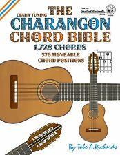 CHARANGON CHORD BIBLE 1,728 CHORDS (NEW 2016 EDITION)