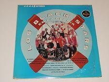 LOS BLACK STARS EN LA GLORIA Lp RECORD CUMBIA 1970