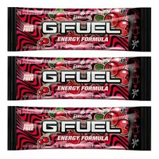 G Fuel Energy Formula Pewdiepie Single Serving Packet Gfuel Gamma Labs Lingonber
