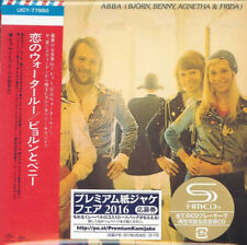ABBA, WATERLOO, AUTHENTIC LTD ED SHM-CD, JAPAN 2016, UICY-77950 (SEALED)