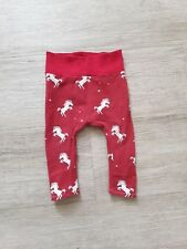 3 Leggings Babyhose Jersey Mädchen 62 68