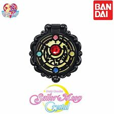 GASHAPON BANDAI Sailor Moon Stained Glass Compact Mirror Makeover Henshin Brooch