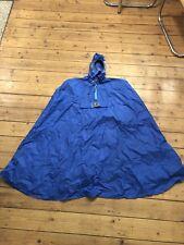 Cape de Pluie - Gummicape - PVC -jeantex Couronne Sports Vintage Taille M