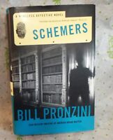 Schemers 36 by Bill Pronzini (2009, Hardcover) FIRST EDITION