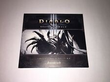 Diablo 3 - Reaper of Souls - Collectors Edition CD Soundtrack - Mint Condition