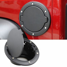 1pc Fuel Door Cover Filler Gas Diesel Tank Cap For Jeep Wrangler JK Unlimited BK