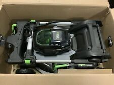 EGO 21'' 56V Lithium-ion Cordless Self Propelled Lawn Mower Read Description!