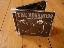 The Bosshoss - Stallion Battalion LIMITED DELUXE EDITION  (CD+DVD)