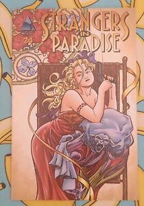 Strangers In Paradise Issue. 24 NM