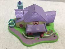 Vintage Polly Pocket DISNEY House 1995 Minnie Mouse Light Up Surprise Party