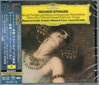 R.Strauss Salome Leonard Bernstein Japan SACD w/OBI NEW/SEALED Tower Records