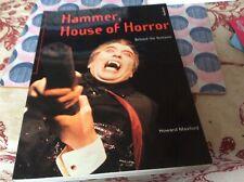 Hammer house of horror. Behind the screams. Howard Moxford