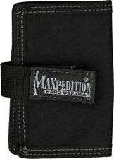 "Maxpedition Urban Wallet Black  Max Capacity: 45"" x 3"" x 075"" thick Designed to"
