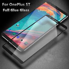 Per OnePlus 5 5T Pellicola Protettiva Curva Vetro Temperato Copertura Completa