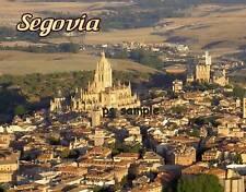 Spain - SEGOVIA - Travel Souvenir Fridge Magnet