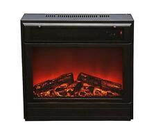 "McLeland Design Electric Fireplace Heater Insert 23.5 X 25.5"" NEW!"
