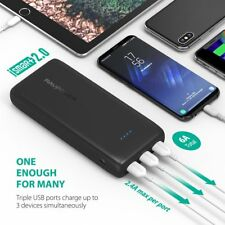RAVPower 20100mah Quick Charge Portable Charger Qualcomm Certified Qc 3.0 Input