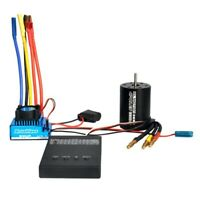 45A/60A/80A/120A  ESC Sensorless Brushless Speed Controller for RC 1/8 1/10 Car