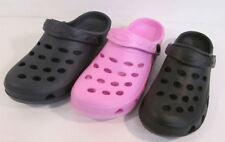 Scarpe Zoccoli nero per bambini dai 2 ai 16 anni