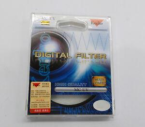 46mm Kenko Digital Filter Multi-coated UV Filter 46 mm for  Olympus Lumix