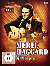 Merle Haggard: Country Performances  DVD Sealed