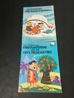 The Flinstones, Fred Flintstone Very Peculiar Tree & Makes a Snowball 1975