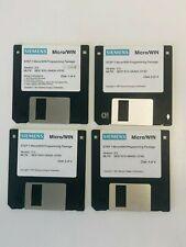Siemens STEP 7-Micro/WIN Programming Package 6ES7 810-2AA00-0YX0, V2.0