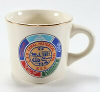 Vintage C&O Canal Historical Trail BSA Boy Scouts of America Coffee Mug Cup