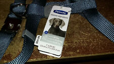 Petmate Signature Deluxe Harness pewter, size large