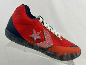 Converse All Star BB Evo Court Daze Low Red Blue Men Basketball Shoes 170761C