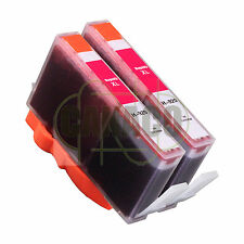 2 MAGENTA 920XL HIGH YIELD 920M (CD973AC) Ink Cartridge for HP Printer NEW CHIP