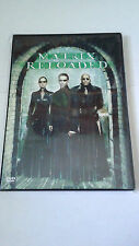 "DVD ""MATRIX RELOADED "" HERMANOS WACHOWSKI KEANU REEVES CARRIE-ANNE MOSS"