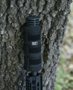 Subtac Blowout Sale Suppressor Cover 6 inch Black