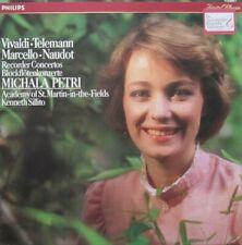 MICHALA PETRI - VIVALDI-TELEMANN-MARCELLO-NAUDOT   - LP