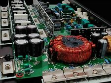 CRITICAL MASS AUDIO 4CH AMPLIFIER AMP CM-A1100.4 MADE IN THE USA BEST $15K MSRP.