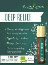 Young Living Deep Relief Roll-on Relieve Muscle Soreness Essential Oils 10ml