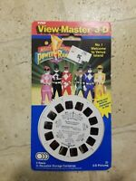 Tyco View Master 3-D Mighty Morphin Power Rangers 1994 Vintage