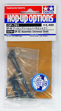 Tamiya 53791 (OP791) DF-02 Universal Shaft Assembly