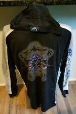 mens NO BOUNDARIES XL hoodie
