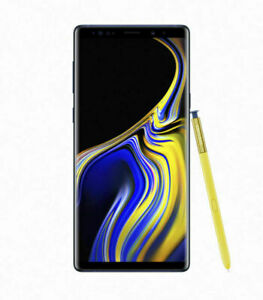 Samsung Galaxy Note9 SM-N960U - 128GB - Ocean Blue (Unlocked) Fair Condition