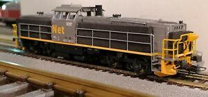 NMJ Topline NSB Di8 8707 CargoNet A.C. 3-rail Wechselstrom Analog NEU OVP