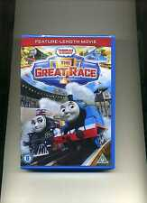 THOMAS & FRIENDS - THE GREAT RACE - NEW DVD!!
